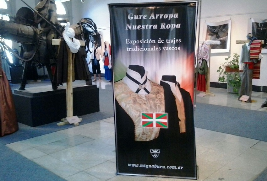 "Exhibit ""Gure Arropa-Our Clothes"""