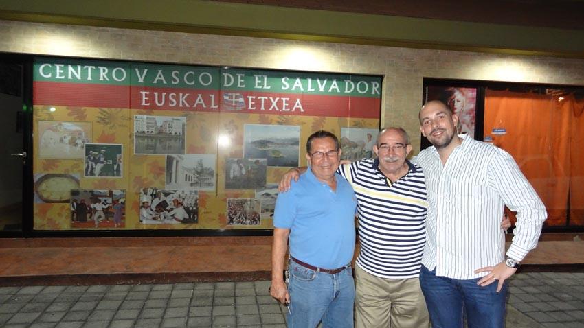 El Salvador Euskal Etxea