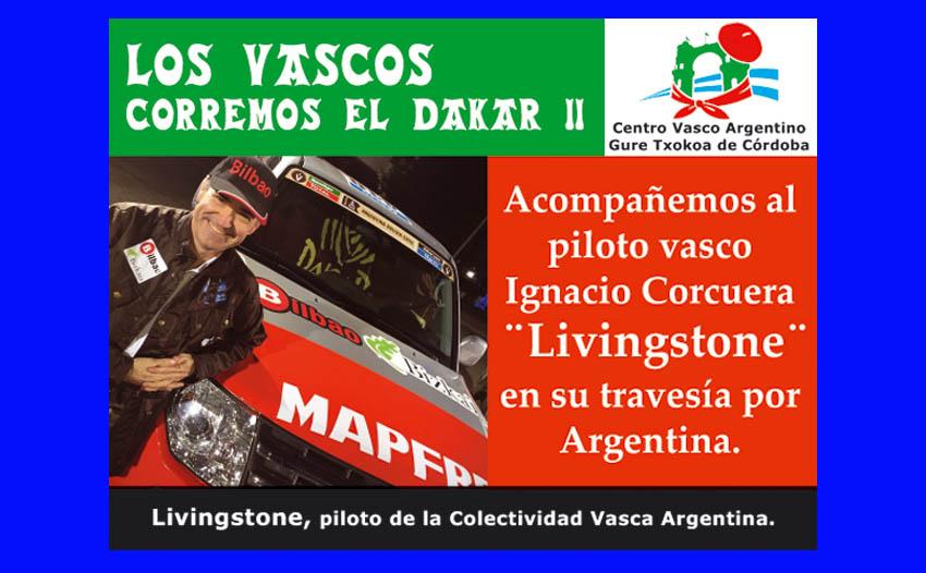 Rally Dakar 2015 Cordobako EEa