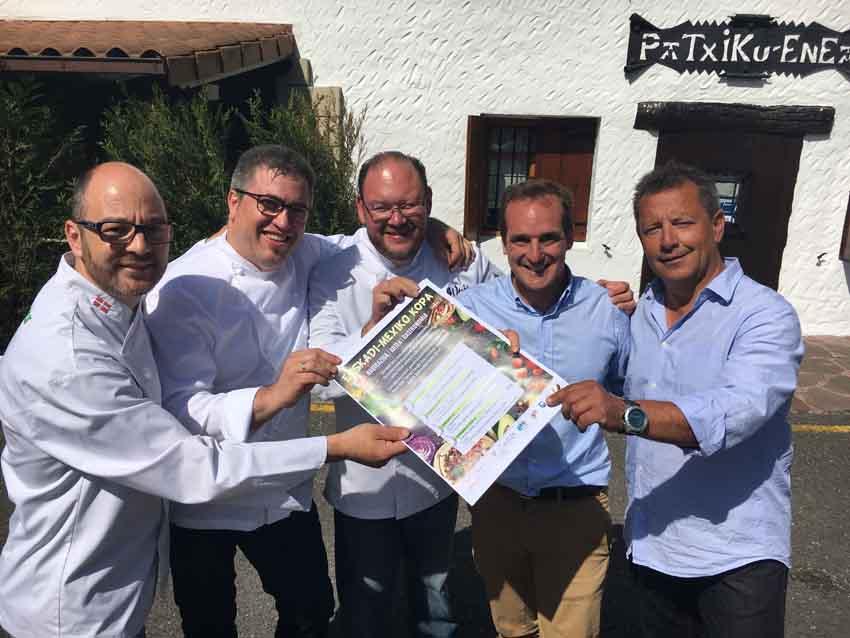 México-Euskadi Regata 2016