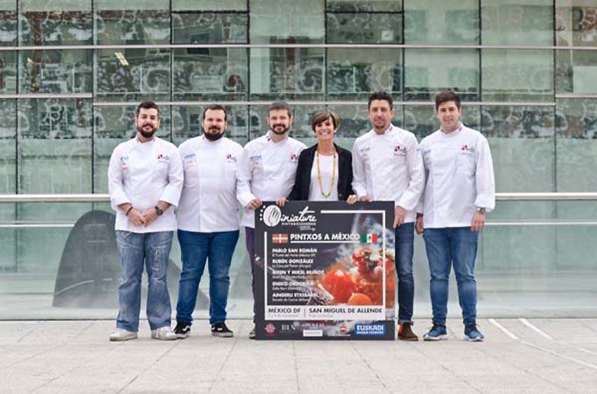 Miniature-Euskadi Gastronomika