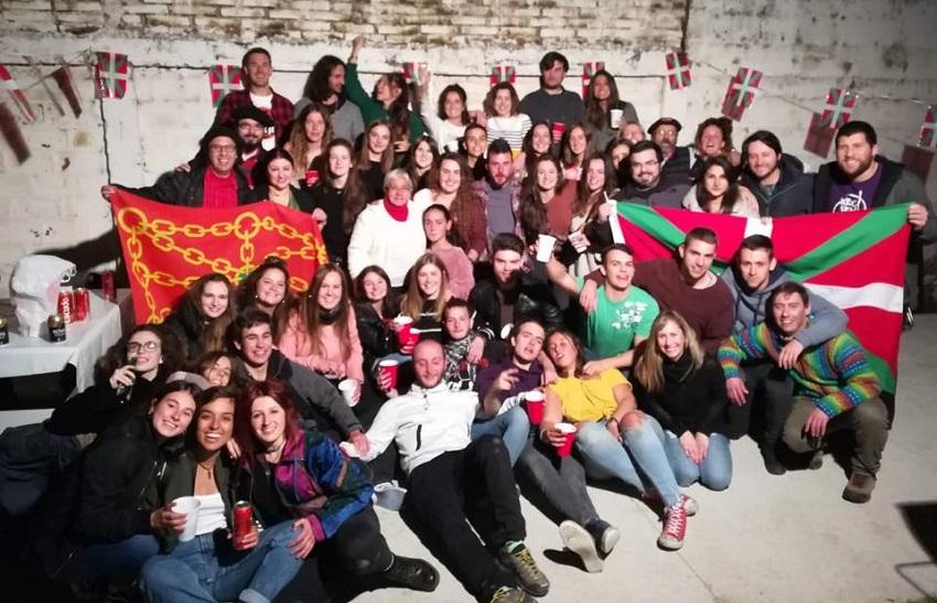 Euskal Herriko ikasleak Eusko Etxean