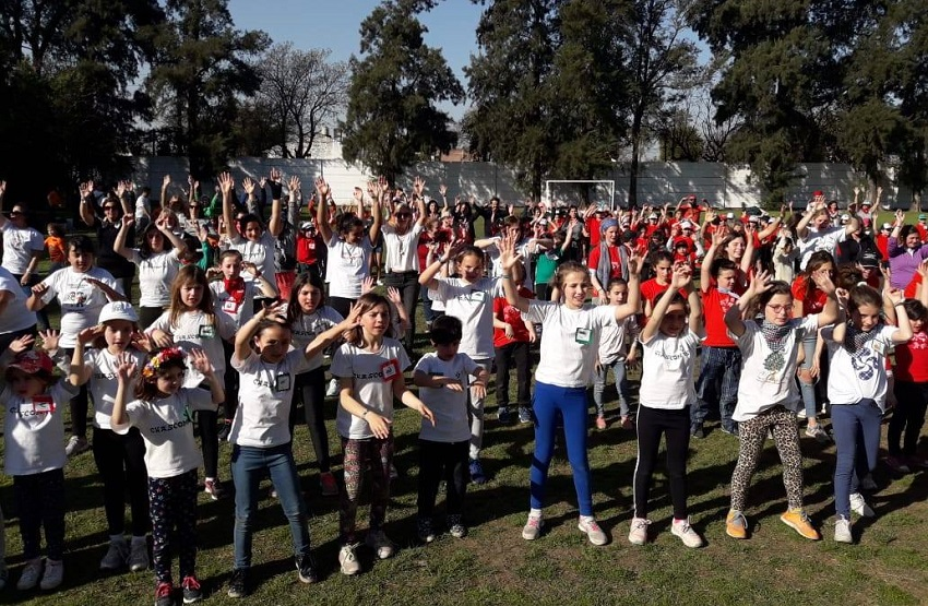Encuentro de Txikis 2019