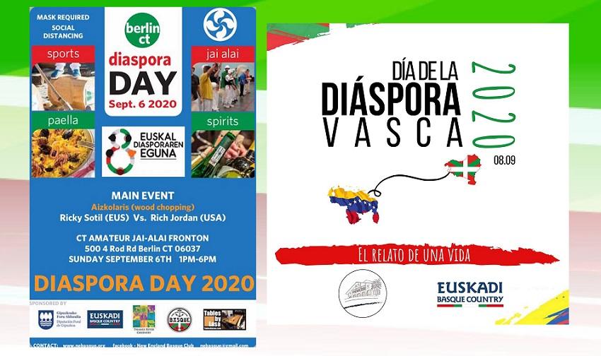 2020ko Diasporaren Eguna