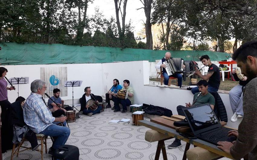 2º Encuentro de Músicos en Activo de FEVA