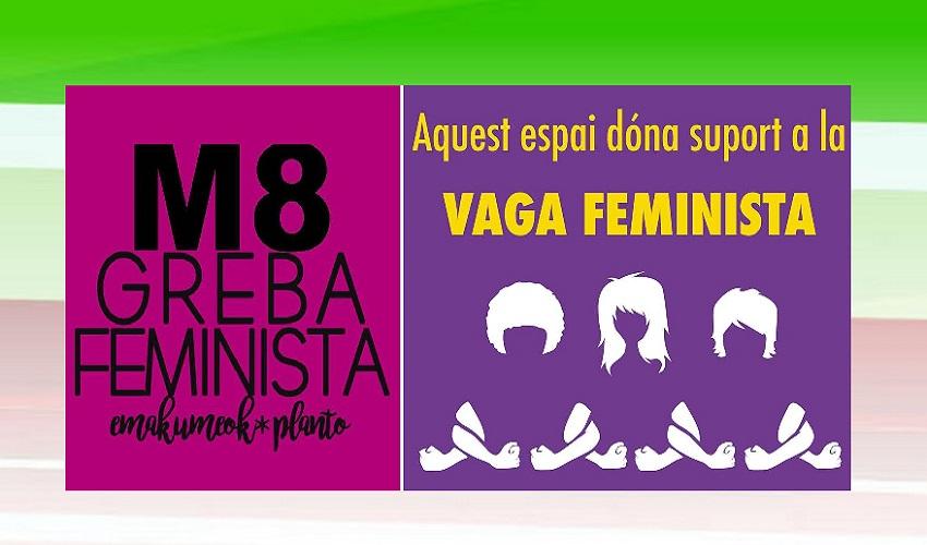 Paro Internacional de Mujeres 8M