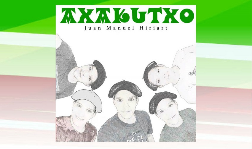 "Juan Manuel Hiriart had to face serious health issues and a transplant.  Now be brings ""Axakutxo,"" to the world"