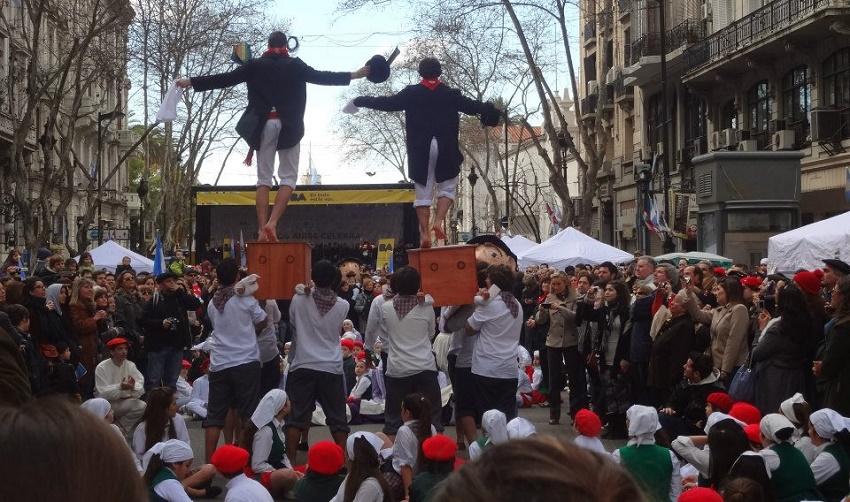 'Buenos Aires celebra al País Vasco' 2012