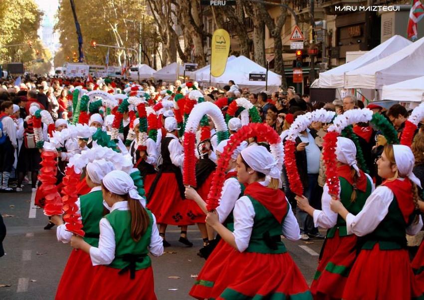 Buenos Aires Celebra al País Vasco 2015