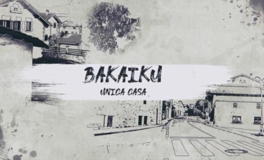 'Bakaiku, única casa', Maru Roson-en dokumentala