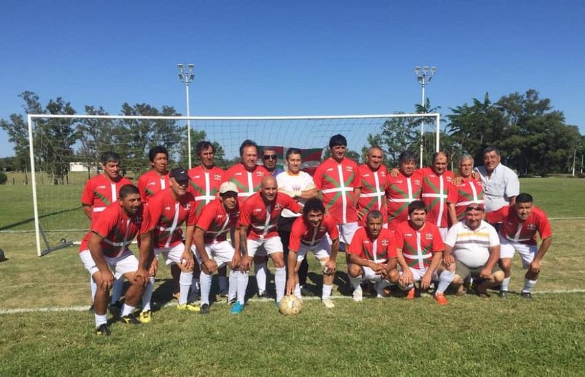 'Baskos 33' futbol taldea