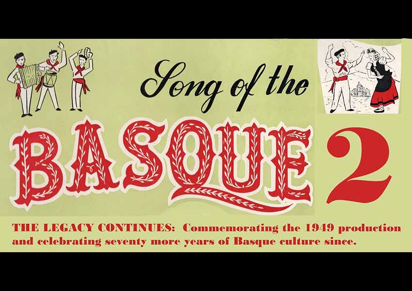 Song of The Basque II