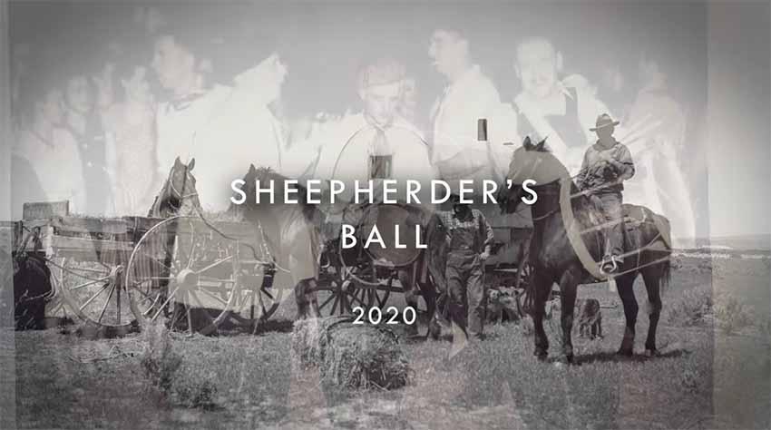 Boise Sheepherders Ball Bideoa