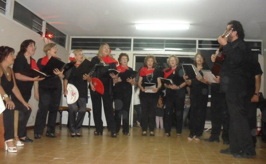 'Alma Navarra' Choir