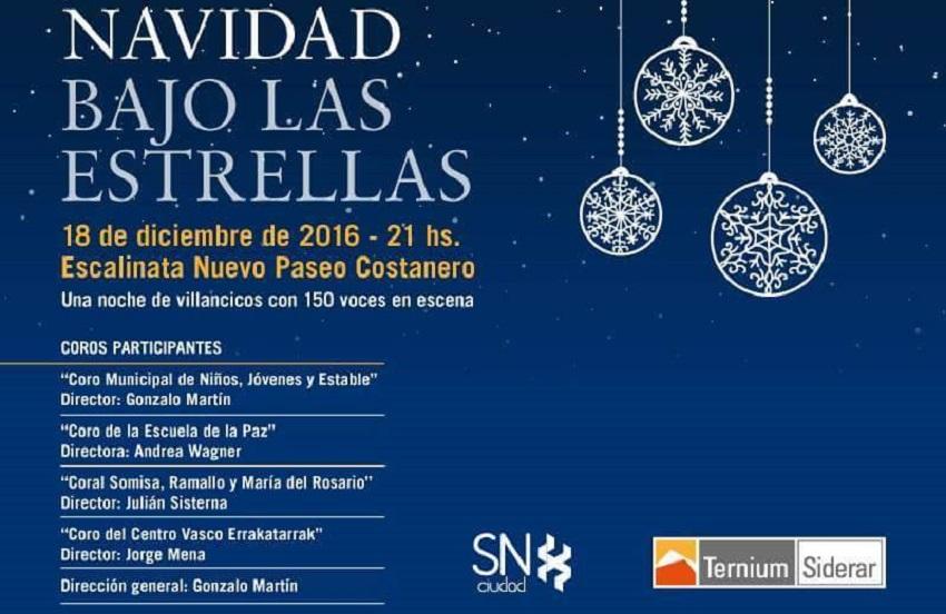 'Navidad bajo las estrellas'