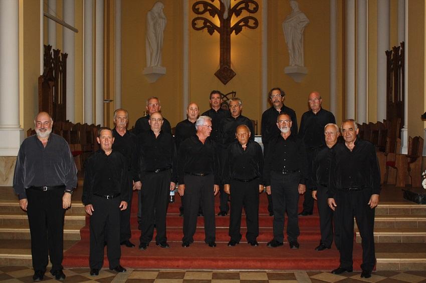 Coro de Cámara Gaztelupe