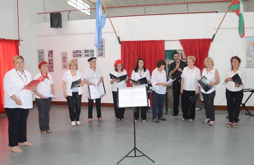 Coro 'Zelaiko Euskal Etxea'