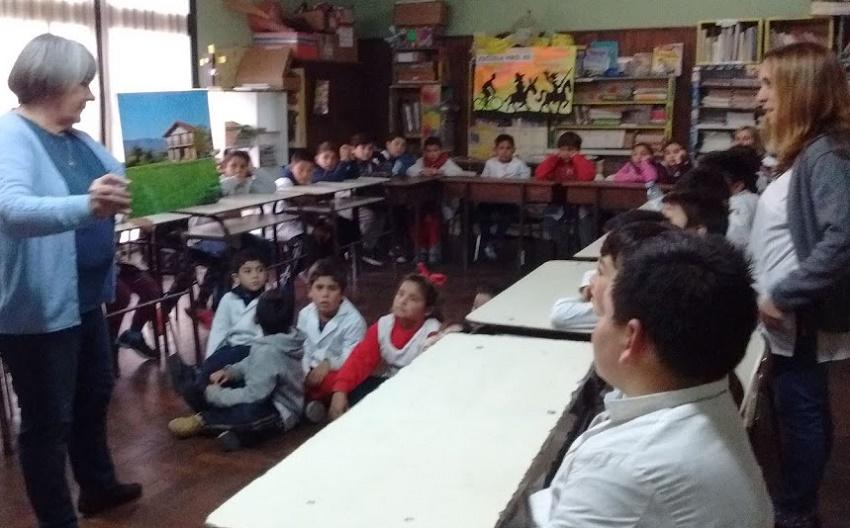 Euskal immigrazioari buruzko klasea