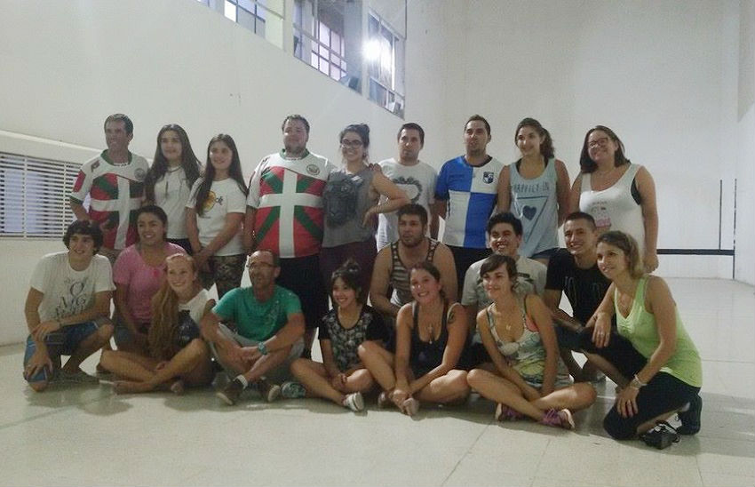 Haize Dantzariak Dance Group