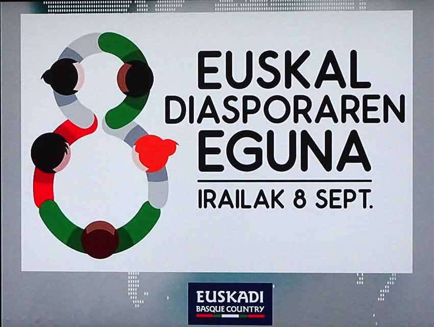 Basque Diaspora Day 2018