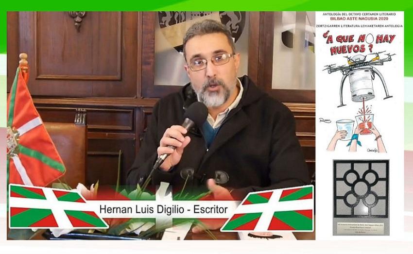 'Vida de perros', cuento ganador del VIII Certamen Internacional de Narrativa Bilbao Aste Nagusia 2020