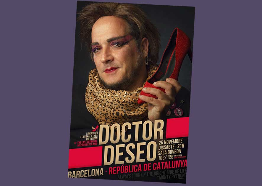 Doctor Deseo Bartzelonan