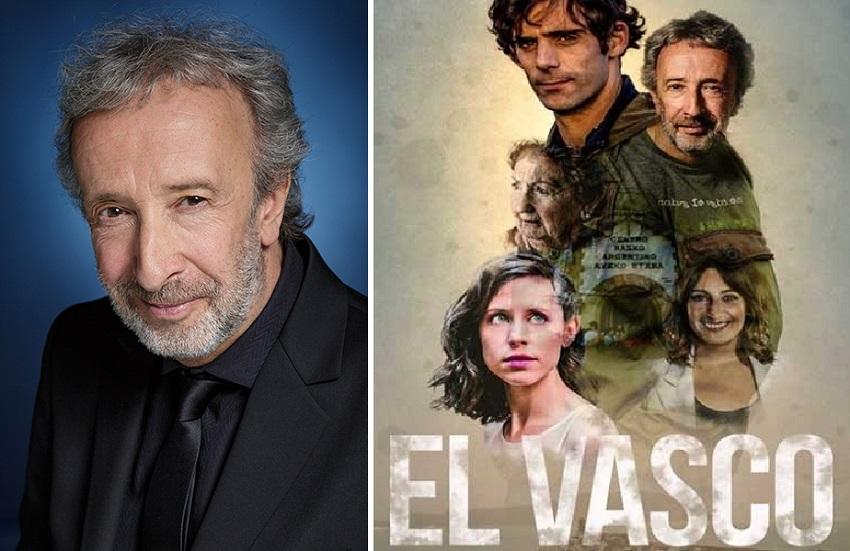 Eduardo Blanco, 'El Vasco' filmaren protagonista