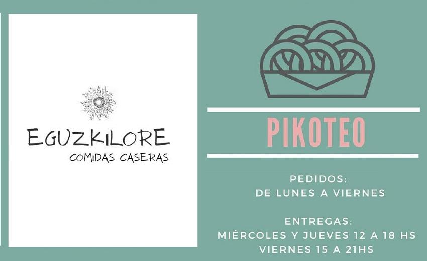 'Eguzkilore' comidas para llevar