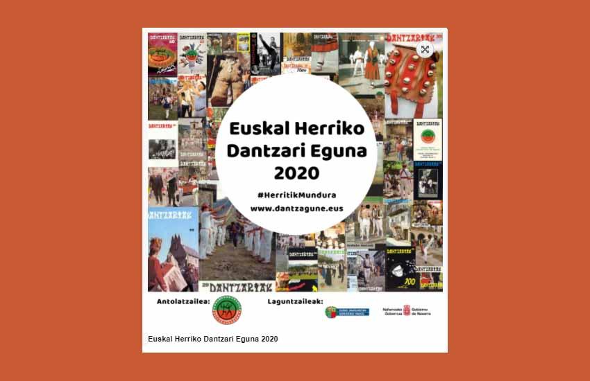 EHko Dantzari Eguna 2020