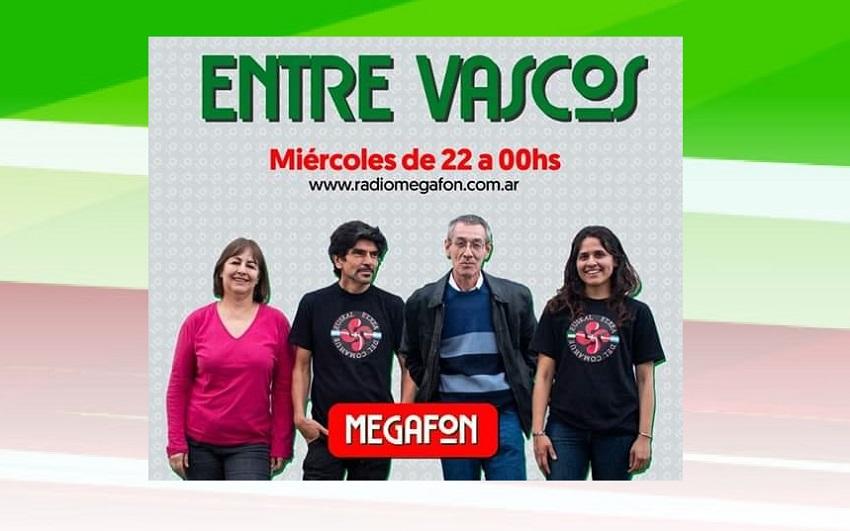 Programa radial 'Entre vascos', Neuquén, Argentina
