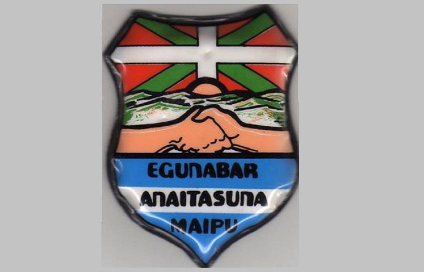 Maipuko Anaitasuna Euskal Etxearen armarria