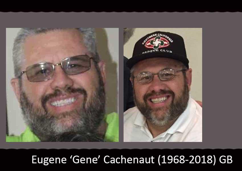Eugene 'Gene' Cachenaut