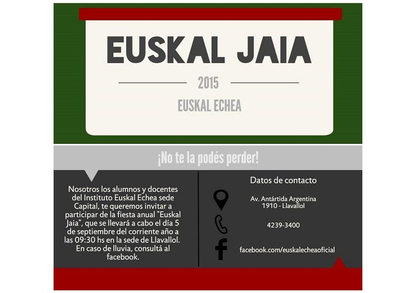 Euskal Jaia