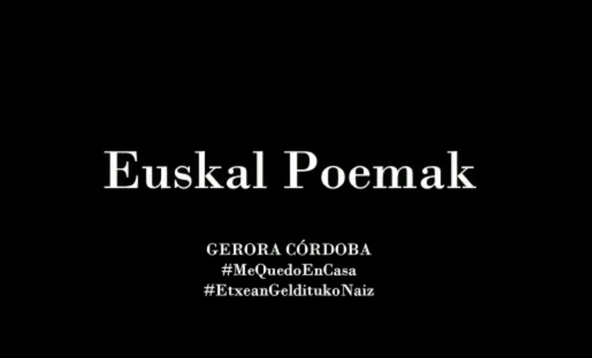 Euskal poemak
