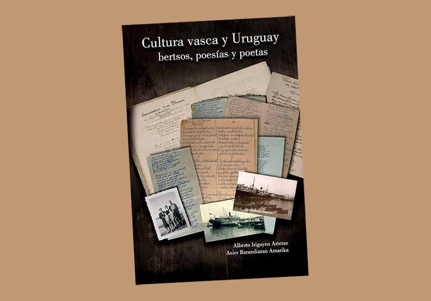 Euskal Kultura eta Uruguai liburua
