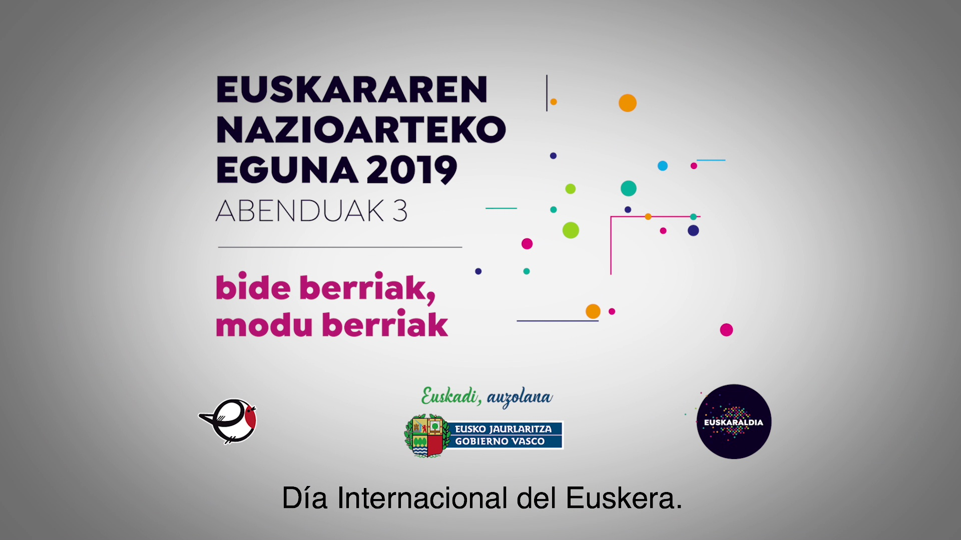 2019ko ENE