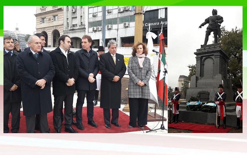 Buenos Aires hiriaren fundazioaren 438. urteurrena