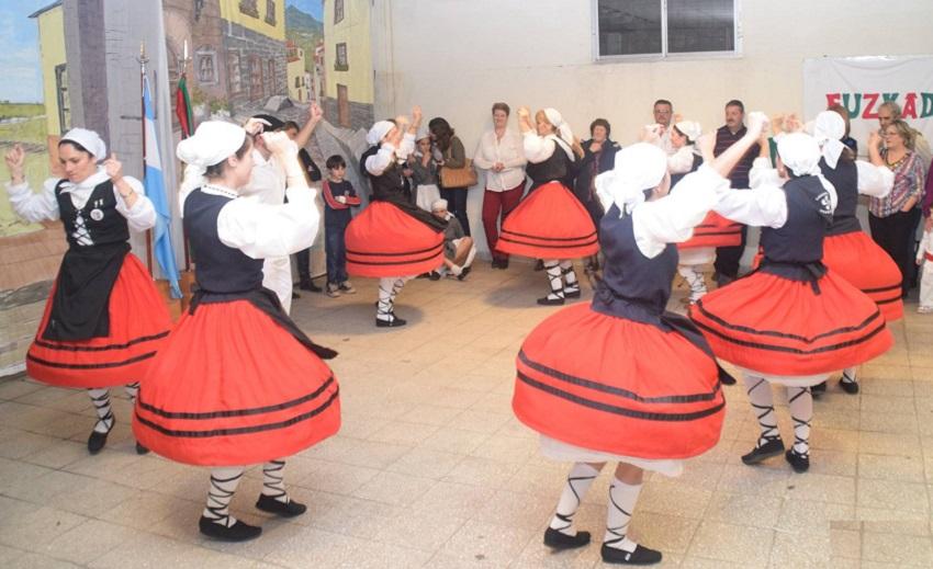 Grupo de Baile Goizeko Izarra