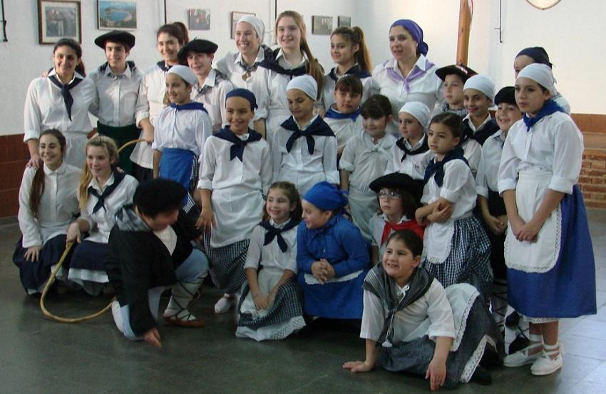 Gure Ametza Dance Group