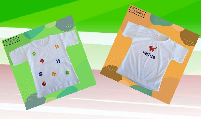 Camisetas Haritza