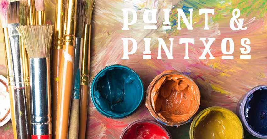 Paint & Pintxos Homedale