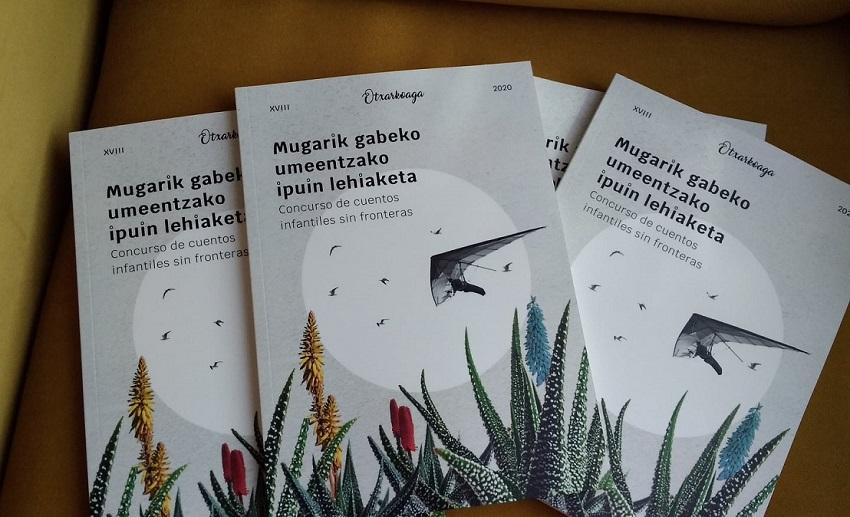 Txirula Kultur Taldearen 'Mugarik Gabeko Ipuin Lehiaketa'
