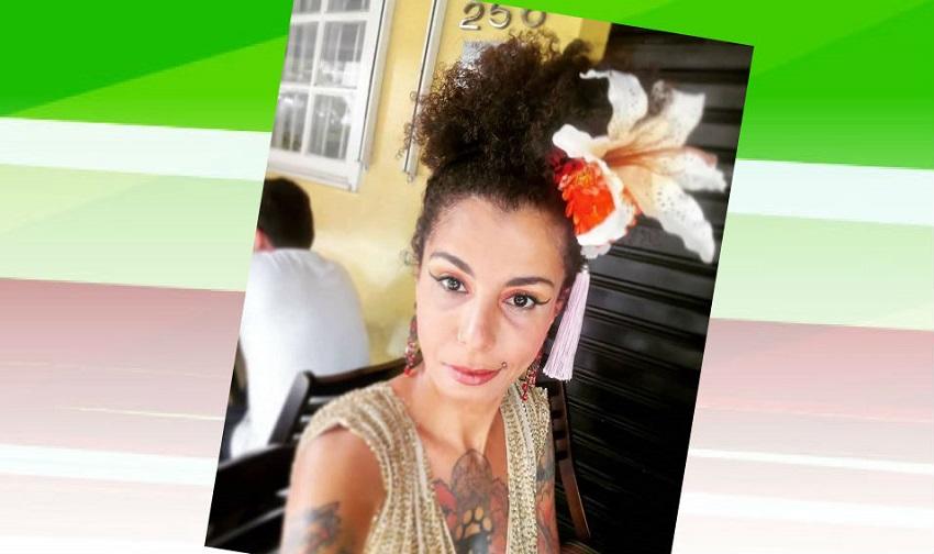 Juliana Batista, Sao Pauloko Eusko Brasildar Etxeko euskara ikaslea