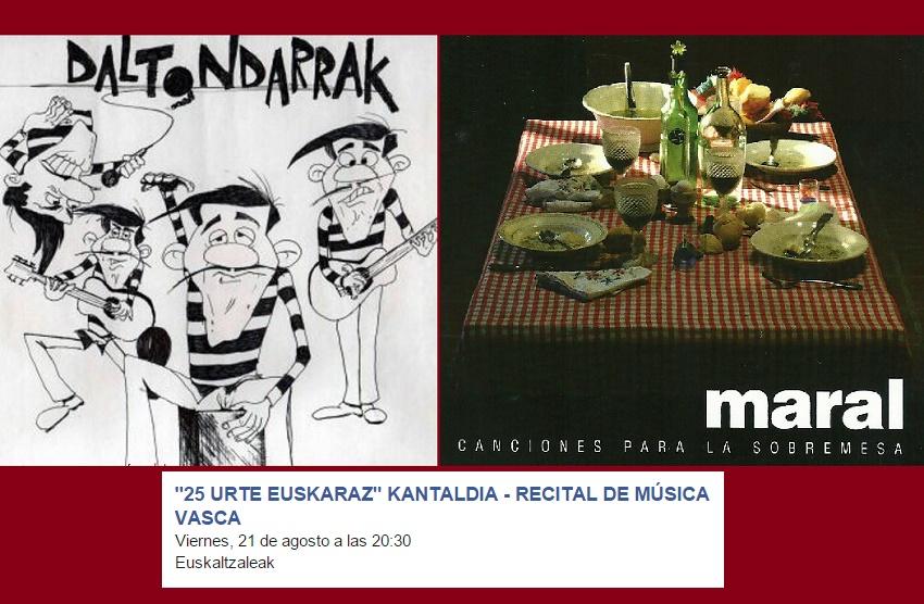 Euskaltzaleak-en Kantaldia
