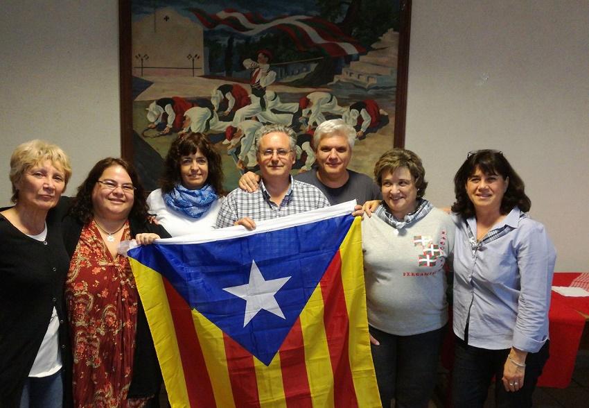 Kataluniaren alde