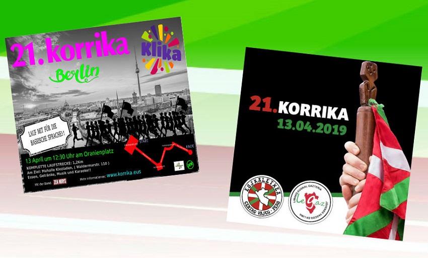 Korrika 21 is here