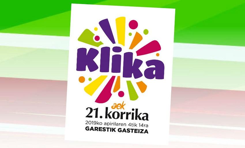 Logo de la Korrika 21