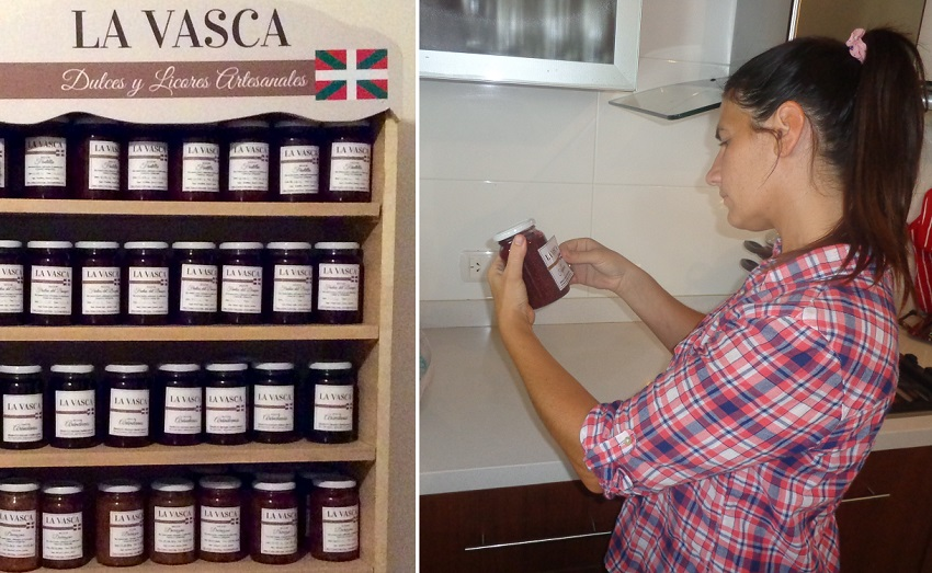 'La Vasca' produktuak
