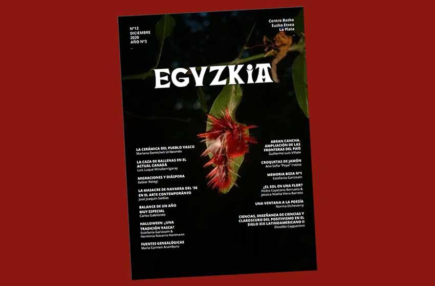 Eguzkia La Plata 12th issue