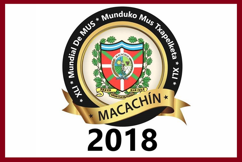 Logo of the 2018 World Mus to take place in Macachin